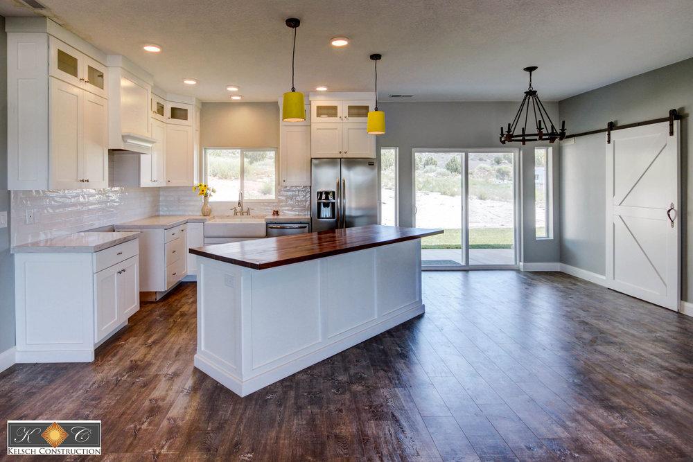 Kitchen in Diamond Valley