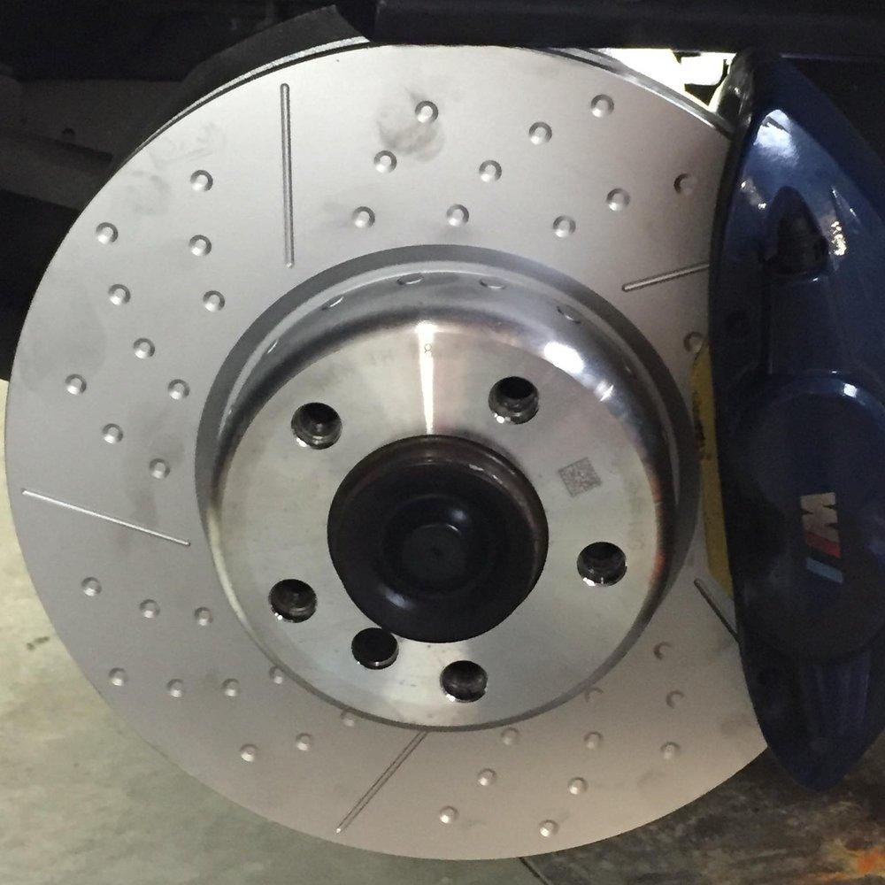 Brake upgrades