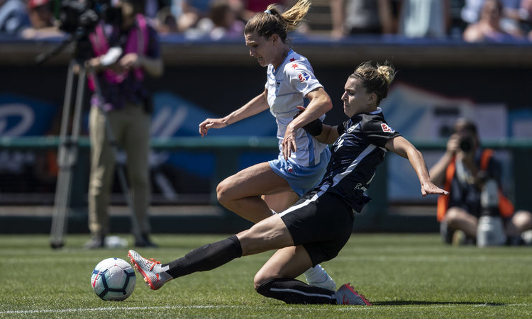 REIGN FC: THE BOLD