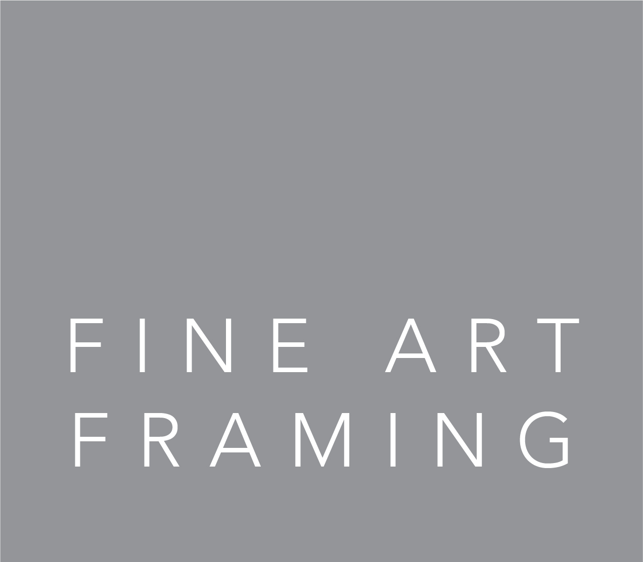 Fine Art Framing & Services