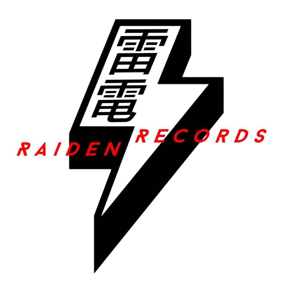 Raiden Records Bolt Logo
