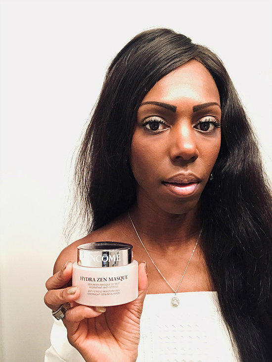 The  Hydra Zen Masque  is an absolute must! After the first use I saw dramatic results in the appearance of fine lines and it brightened my skin. I've been using it for a week now and have also seen my skin tone improve. Dark spots are slowly fading away. Are the main ingredients derived from the fountain of youth?