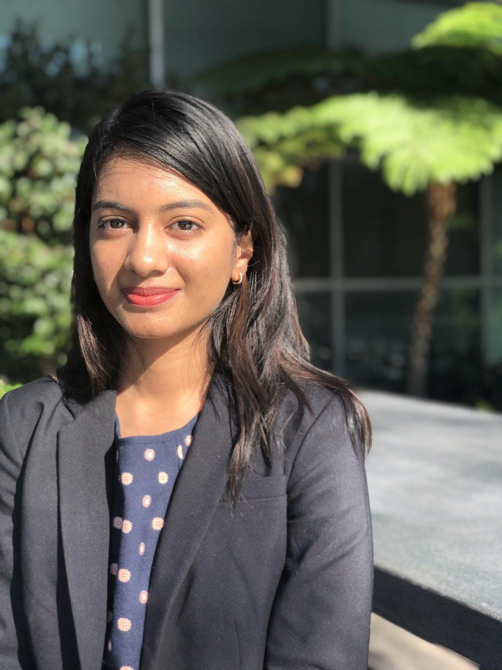 Radhika Paryekar