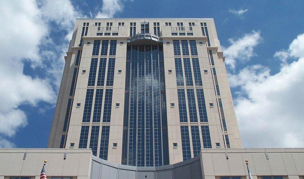 Orange County Courthouse -