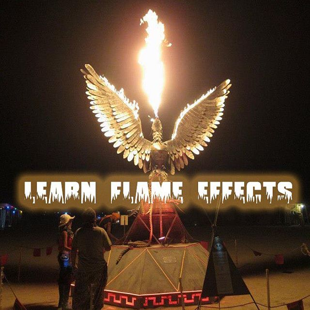 The regional contacts and Kindergarten Kamp have teamed up to host a flame effects workshop March 30-31 in Auburn, CA! 🔥⚙️🔥 link in profile description! #flameeffects #burningmanart #burningmanartist #sacramentoburners