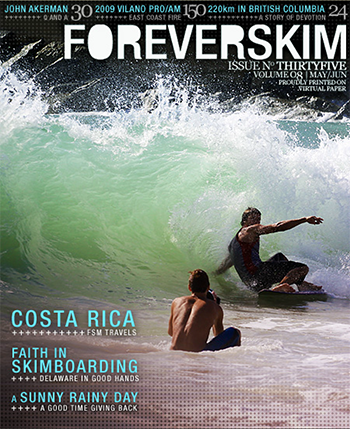 Issue 35 - ForeverSkim