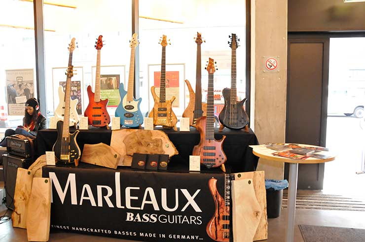 "This Marleaux 12 was displayed at the ""Feel The Bass 2015"" show in Mannheim, Germany on October 11, 2015."