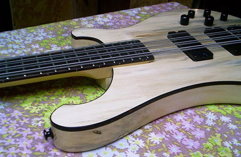 2006 Rickenbacker-Style 12-string bass