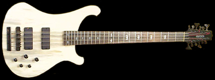 George Downing Custom Rickenbacker-Style 12-String Bass