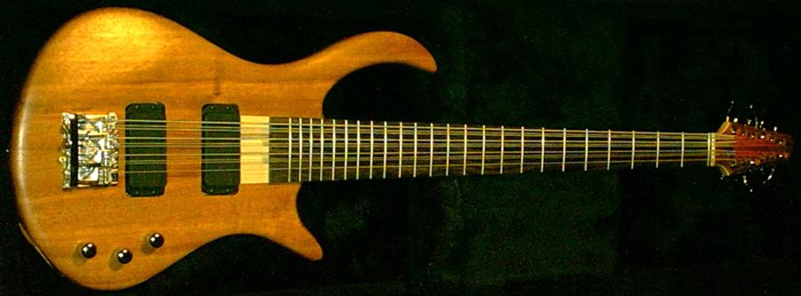 2004 Helms' Custom 12-String Bass