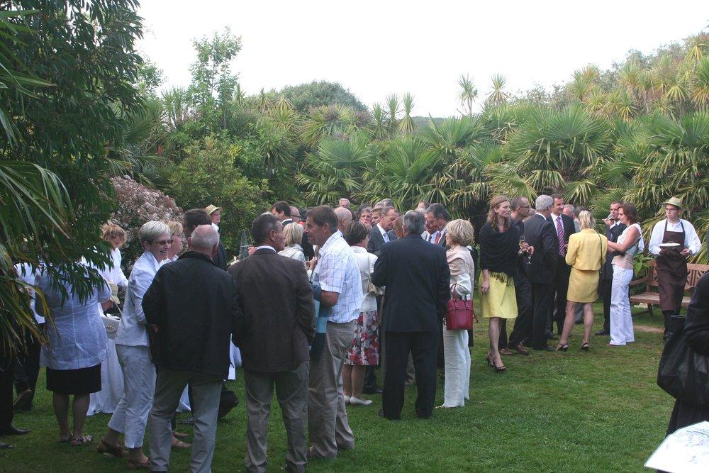 Mariage, vin d'honneur et cérémonie laïque - Pensez avec nous la plus belle journée de votre vie et privatisez le jardin pour faire vivre à vos invités un moment unique dans La Hague.