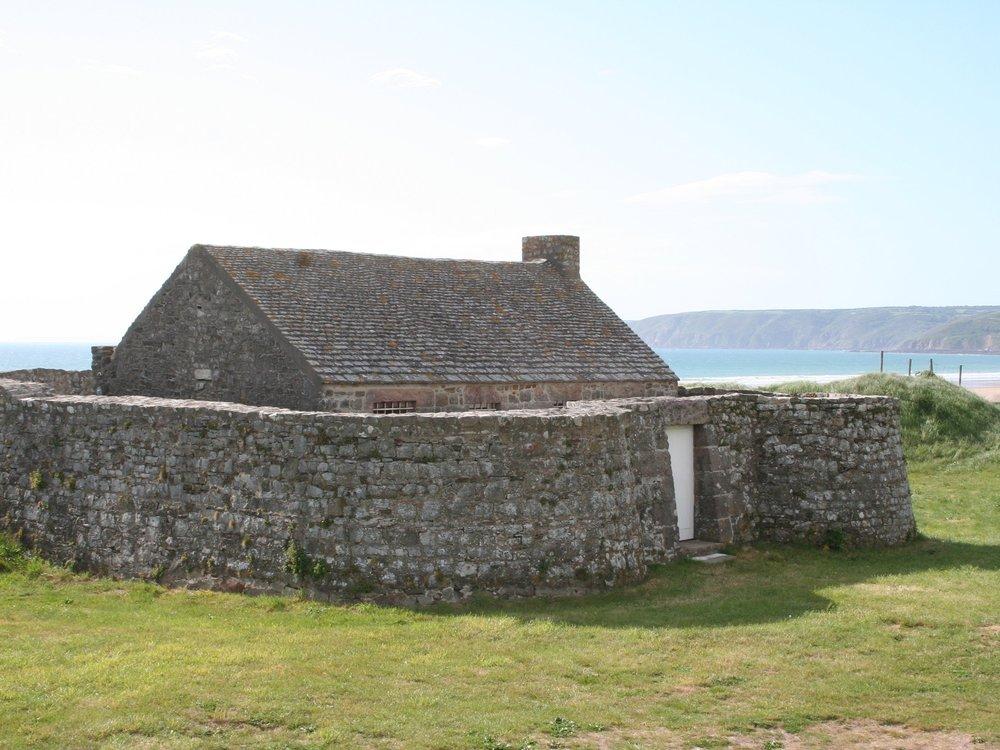 Gîte le Fort de Vauville - fortdevauville.fr
