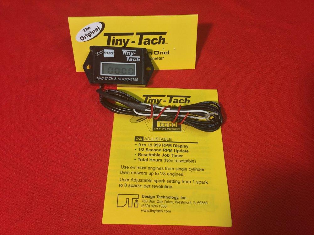Tiny-Tach -