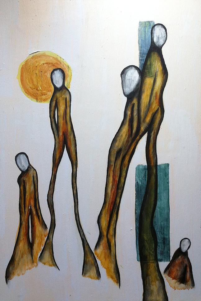 Growing Beings