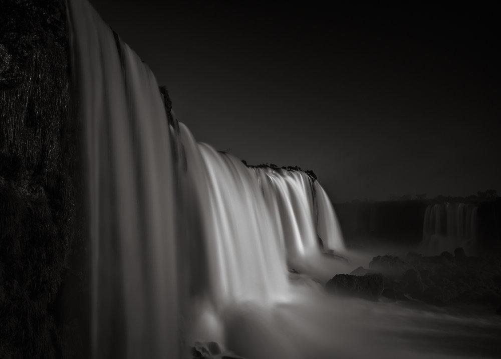 The tones of Iguazu