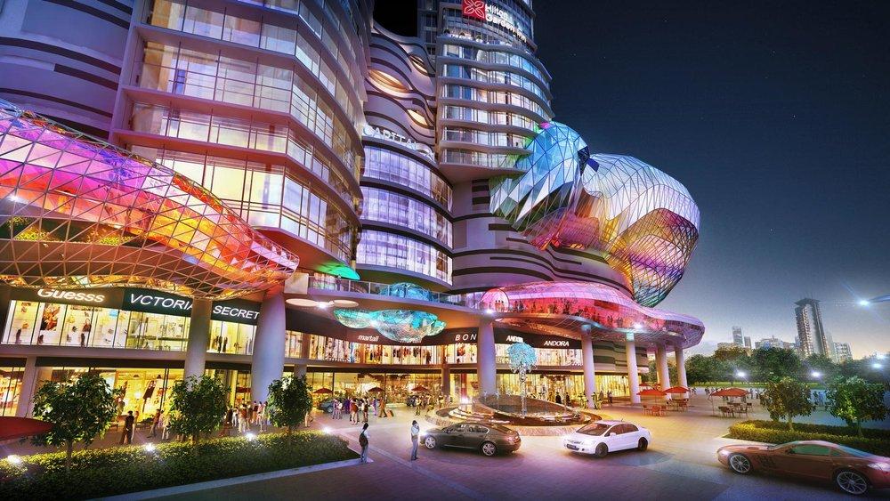 Capital 21, Johor Bahru
