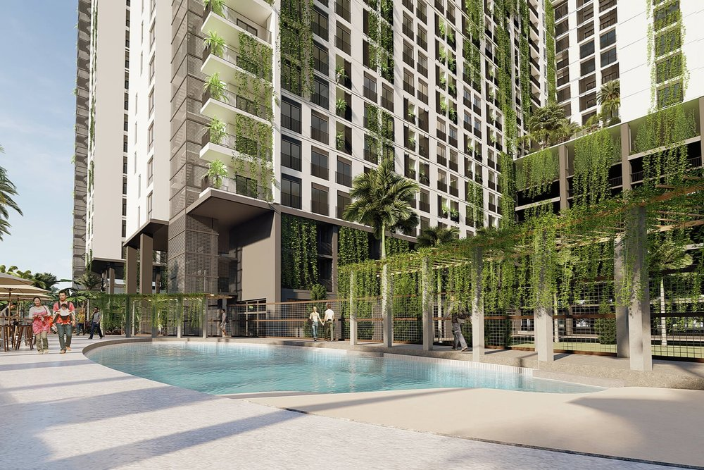 QUALITY DESIGN MADE AFFORDABLE - Urban Village combines elegant lines with flexible layouts where residents will have the option to whip up meals in the generous kitchen, get comfy in the lounge, or rest in spacious bedrooms. Clever planning and functional layouts will enable residents to make the most of this spacious yet cosy space.Beyond the aesthetics, Urban village is a fantastic place to call home, with options to suit all budgets.
