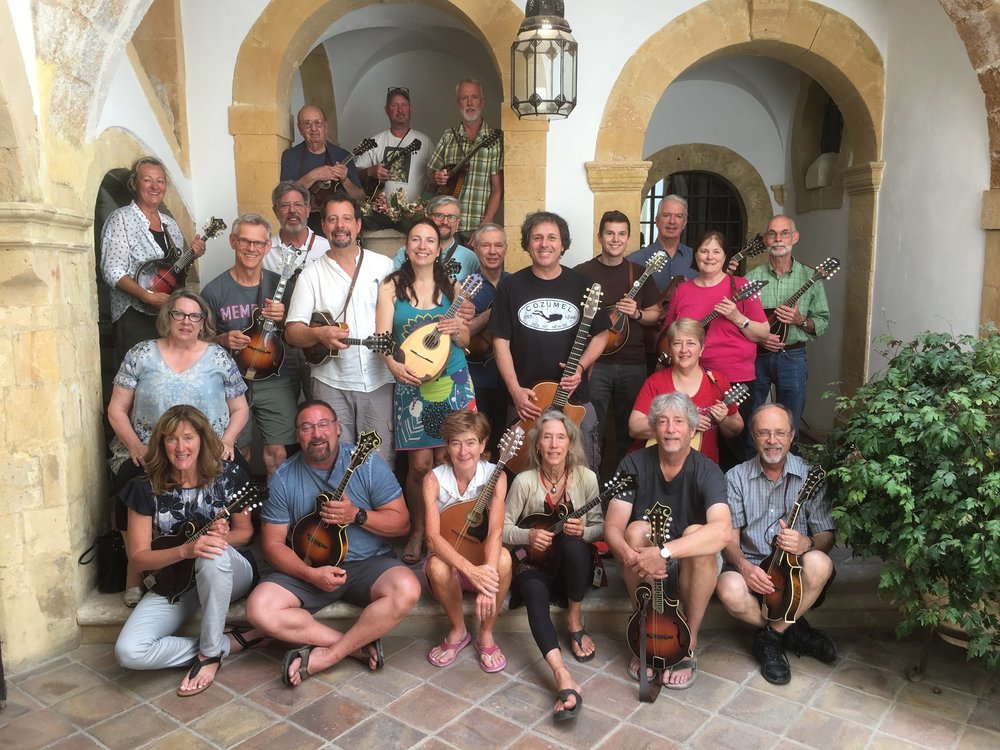 Mandolin with Mike Marshall and Caterina Lichtenberg