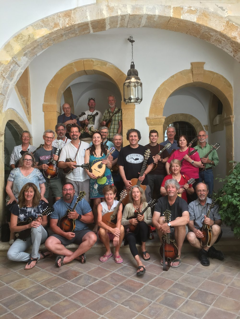Mandolin World Retreats with Mike Marshall and Caterina Lichtenberg