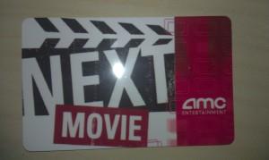 Next Movie Gift Card