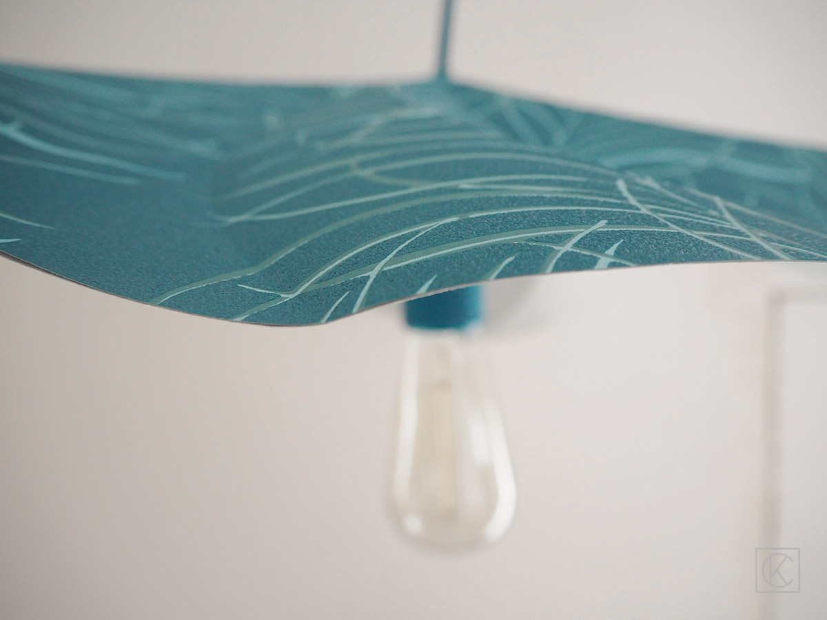 Diy Lampe En Papier Chantilly Kraft Carat
