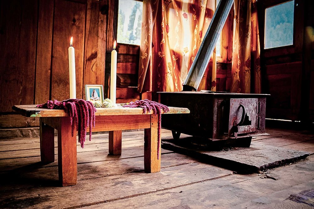 Creating A Sacred Space - 60 Mins: £30