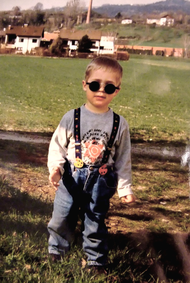me, in 1996 or so.