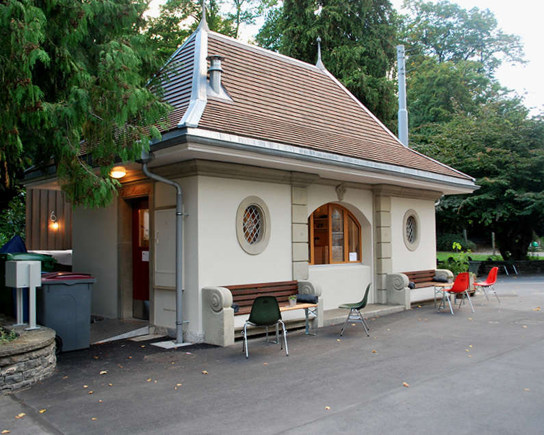 Le Montriond, Lausanne