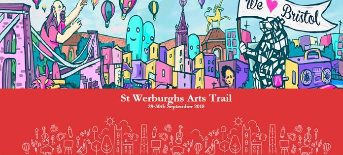 St Werburghs Arts Trail - Unit 8 Studio's -2018