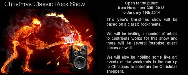 It's All 2 Much Gallery - The Christmas Classic Rock Show -  29 November 2013