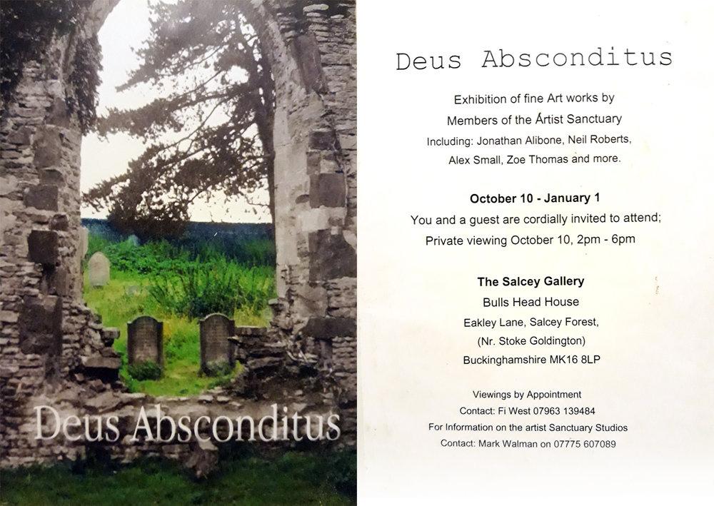 Deus Absonditus - The Salcey Gallery (2007)