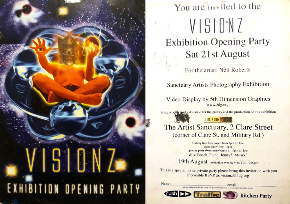 """The Artists Sanctuary: """"Carnival Arcana"""" & """"Visions"""" (2006)"""