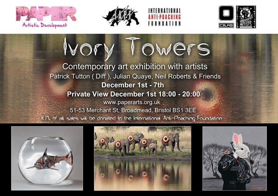Ivory Towers - 1 December - Mon 7 December (2015)