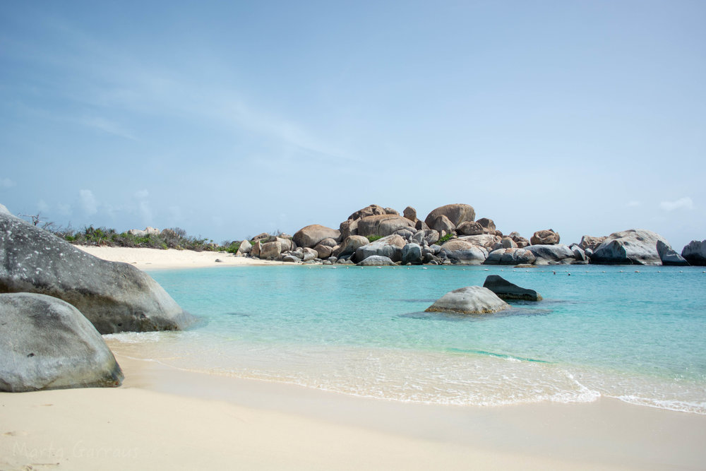 Virgin Gorda Beaches
