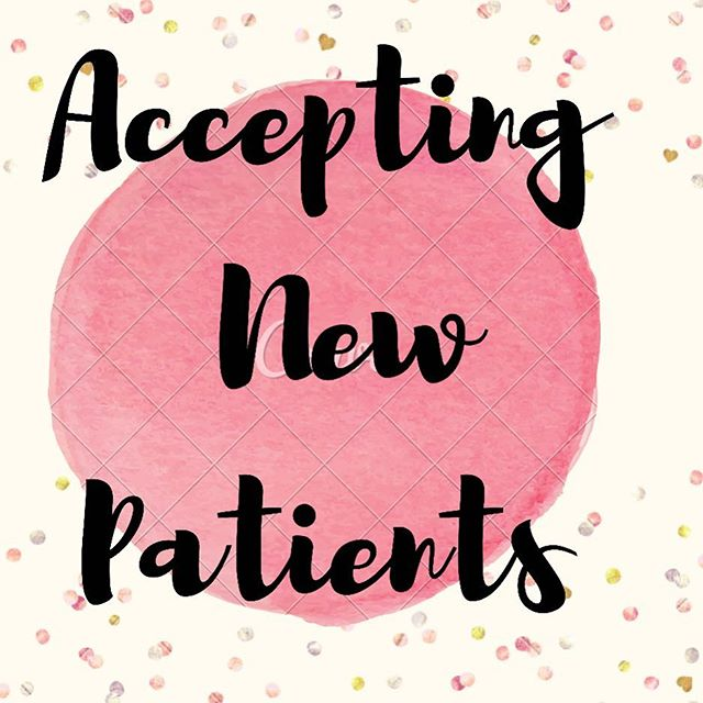 We are currently accepting new patients. As most of our patients know, Dr. Sarah Evans has joined our practice. She is highly skilled and works right alongside Dr. Southall daily to best treat our patients. Schedule your appointment with her today!! #chiropracticadjustment #backpain #healthandwellness