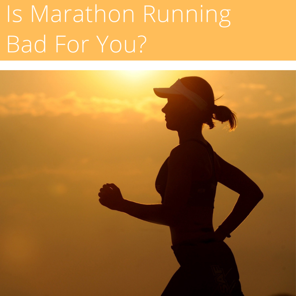 is marathon running bad for you?