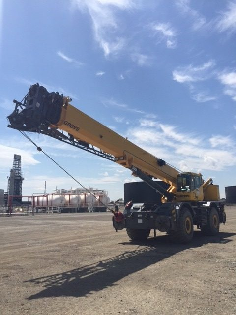 Refinery Safety Upgrades