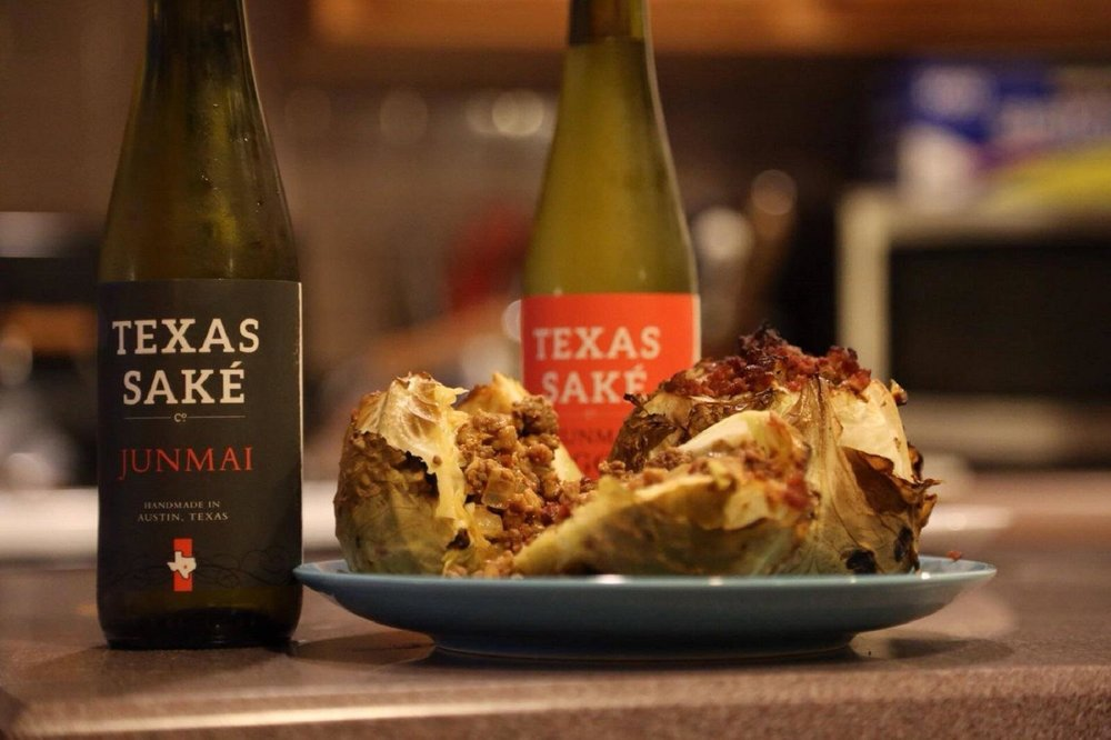 Texas Sake Co. relaunches Sunday with new Sake - by Arianna Auber