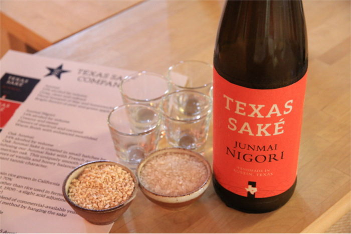 Texas Sake Company Puts American Spin on Traditional Japanese Drink - Guest article by Caitlin Johnson