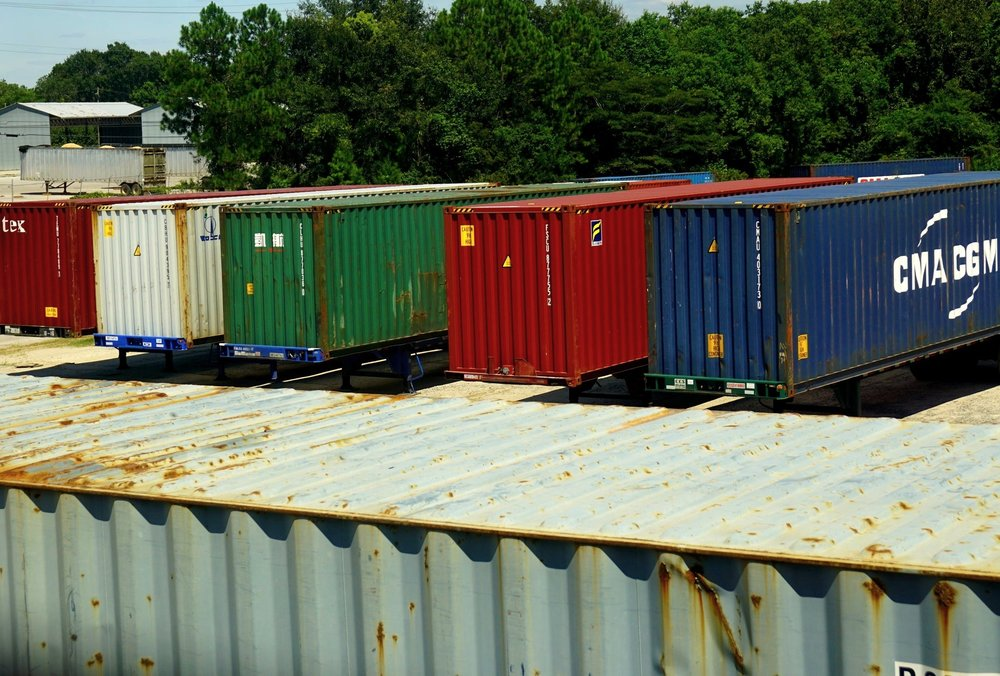cONTAINERS - Containers Available for Sale and Delivery