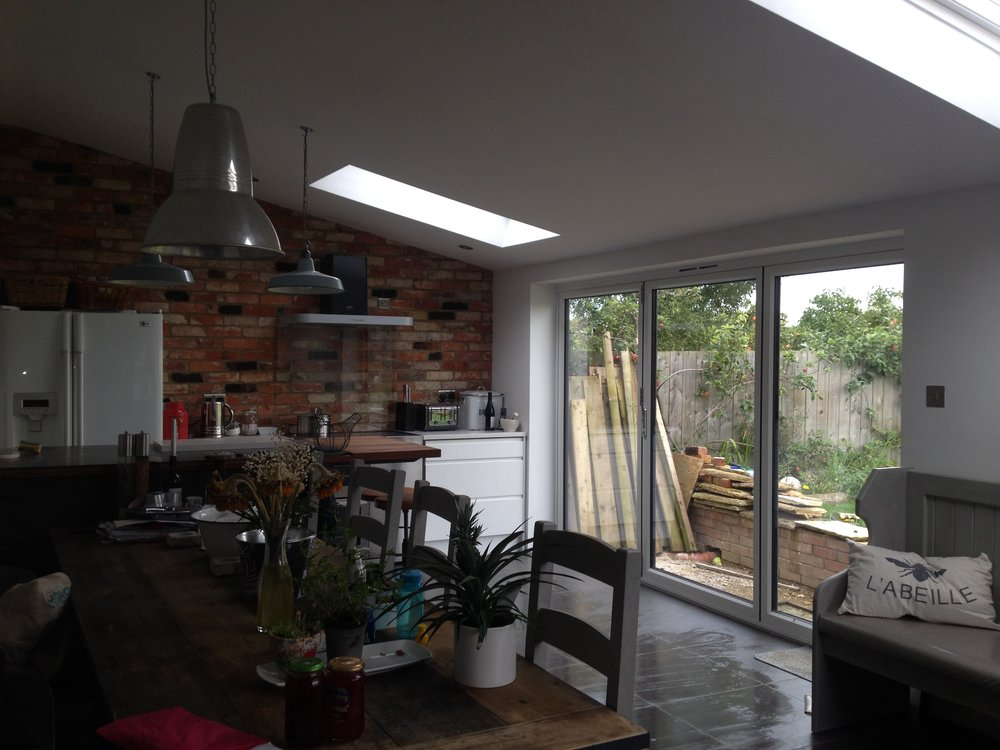 EXTENSIONS - Michael Butler construction has extensive experience in all types of extensions ranging from humble porches to large two storey extensions.