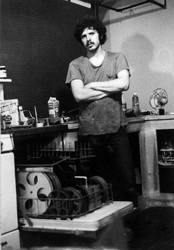 Bill Brand, photo by Katy Martin © 1977