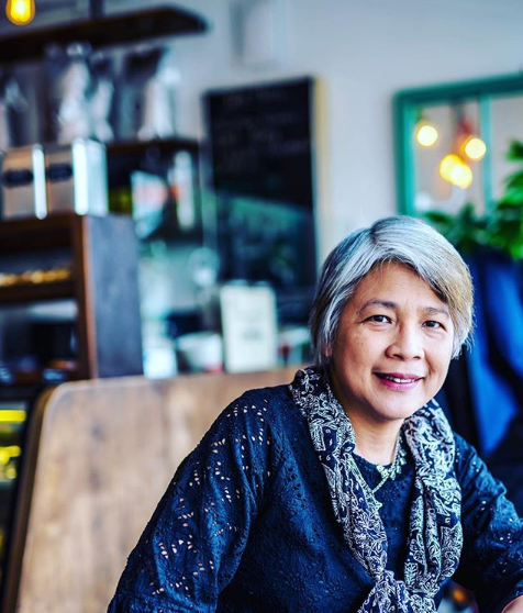 """- """" I'd like to see more representation of entrepreneur women in coffee because I think it will be inspiring for more women. The coffee business is very complex and women actually have the capacity of dealing with each aspect of business and its complexity. I encourage women to be in coffee, there are lots of opportunities ... """" Liza, Owner @nusacoffeecompany"""