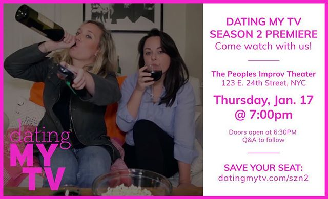 *TWO DAYS* 💁🏻‍♀️💁🏼‍♀️ We can't wait to celebrate and share Season Two with you. 😘📺 Link in bio for tix (Only a few left!!) . . . #webseries #comedy #dreams #thebachelor #bestfriends #thirstythursday #nyc #girls #friends #single #datingdisaster #fun #wine #bachelornation #thebachelor #chrisharrison #thepitnyc