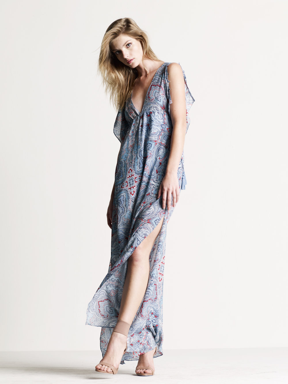 SILK CREPE DE CHINE - See more styles…