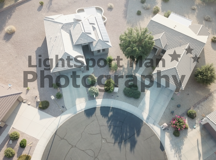 Sun City, AZ - Professional Aerial Photography