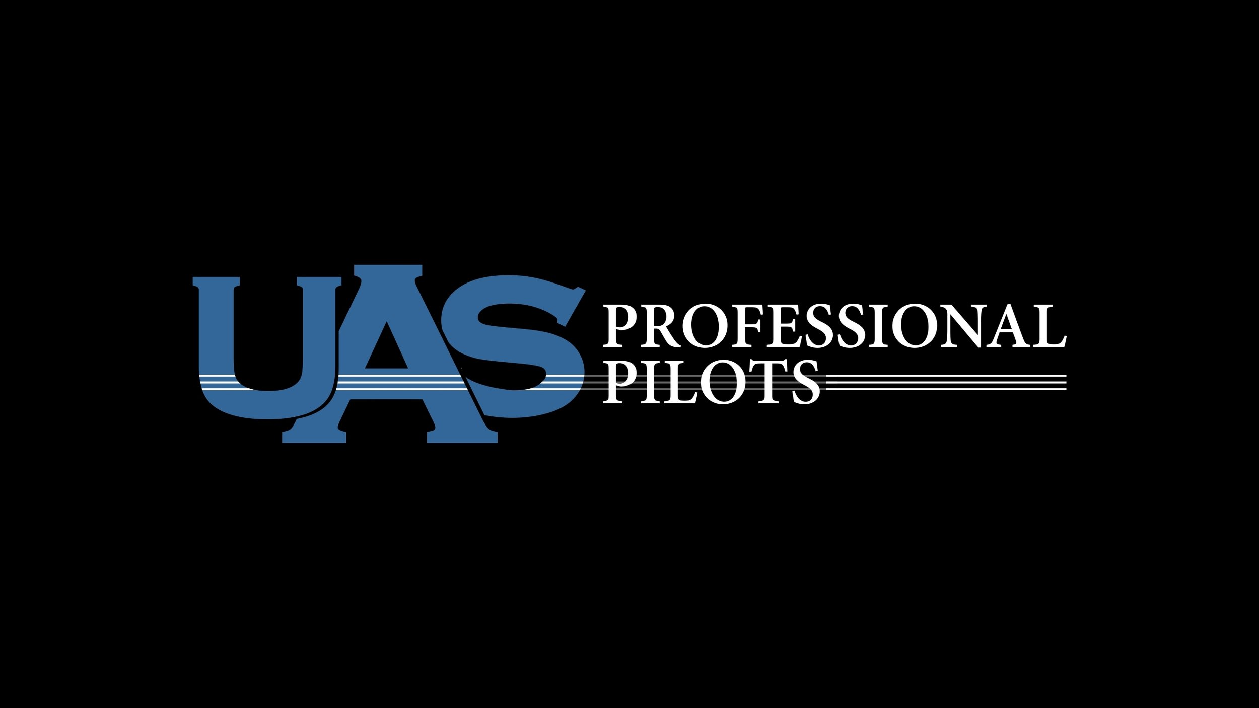 We are now a member of the UAS Professional Pilots..