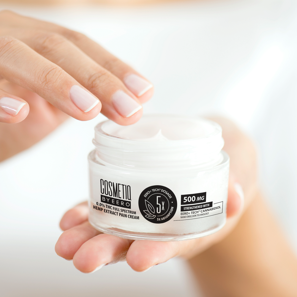 Pain cream - If you struggle with muscle pain, arthritis, joint pain, tendinitis or back pain, grab our CBD pain cream and keep it around for when you need it most.