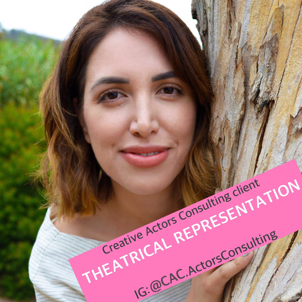 Delia - Theatrical Representation