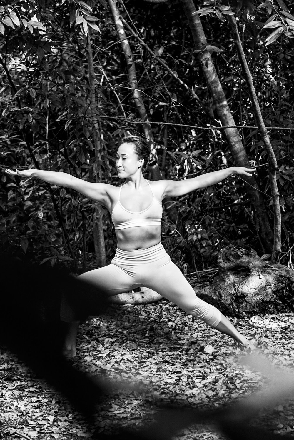 Hi! My name is Julianne. - Hometown: Edison, NJ.Instagram: @where.your.hope.livesWords I live by: Love Over Fear.Teaching Style: Dynamic, Athletic, Alignment-based, heart work. Favorite Pose: Wild Thing.Training: Bala Vinyasa Yoga 200 HR, Fluidus Method 200 HR.Outside the Grove: Find me basking in the sun on the beach.Favorite Yoga tunes: Odesza.Flow with Julianne ➝